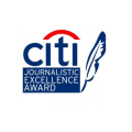 Citi Journalistic Excellence Award 2015